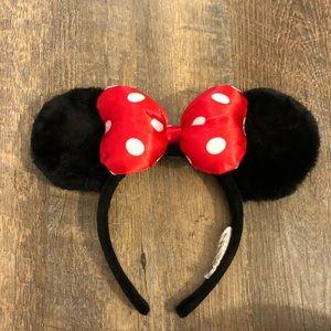 Minnie Mouse Red Polka Dot Disneyland Ears